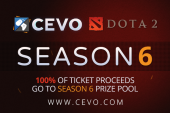 CEVO Season 6 Ticket