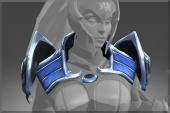 Starrider of the Crescent Steel Shoulders