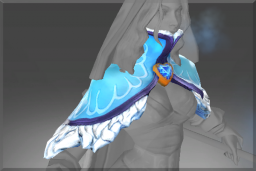 Cosmetic icon Snowdrop Mantle.png