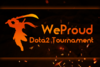 WeProud Dota 2 Tournament