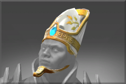 Cosmetic icon Gemmed Mitre of the Priest Kings.png