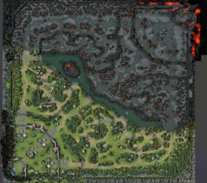 Mapa Dota 2 Wiki