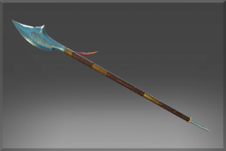 Cosmetic icon Feathered Naginata.png