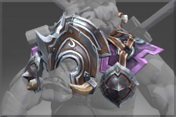 Cosmetic icon Toxic Siege Armored Saddle.png