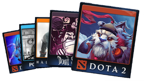 Steam Trading Cards - Dota 2 Wiki