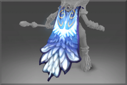 Cosmetic icon Cape of the Frozen Feather.png