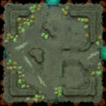 Minimap Aghanim's Labyrinth My Rock Collection.png