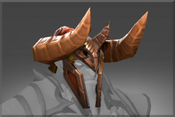 Cosmetic icon Warlord of Hell Horns.png