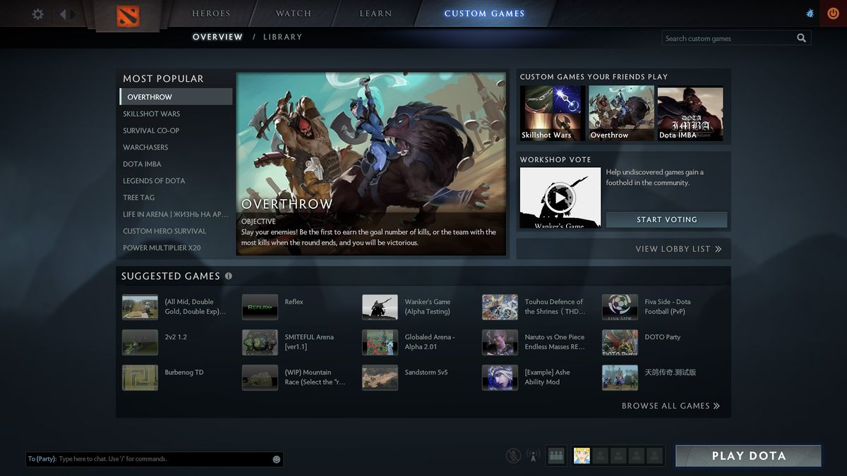 please select a matchmaking region dota 2