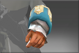 Cosmetic icon Commodore's Puffy Cuffs.png