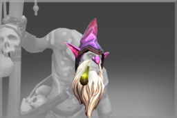 Cosmetic icon Head of Morbific Provision.png