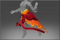 Cosmetic icon Tail of the Ember Crane.png