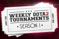 Weekly Dota 2 Tournaments Season 1