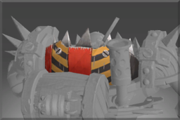 Cosmetic icon Lumberclaw Reactive Armor.png
