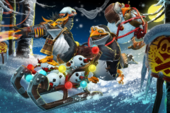 Powdersled Rookery Loading Screen