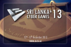 Sri Lanka Cyber Games 2013