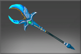 Cloud Forged Great Staff