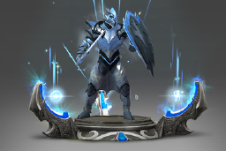 Cosmetic icon Heroic Effigy of Winter 2016 Level II.png