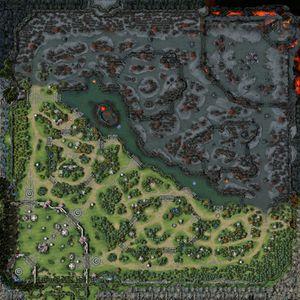 Map - Dota 2 Wiki