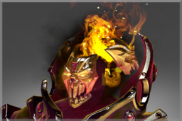 Cosmetic icon Golden Mantle of Grim Facade.png