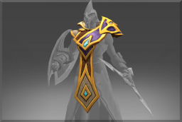 Cosmetic icon Shoulders of the Silent Champion.png