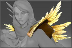 Cosmetic icon Featherfall Spaulders.png