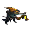 Reptilian Refuge Ranged Creep Dire model.png