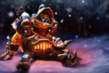 Loading Screen of the Boilerplate Bruiser