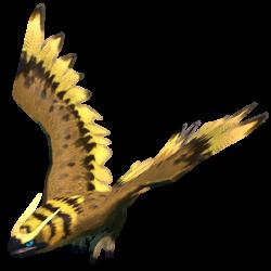 Beastmaster Hawk model.png