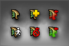 Emerald Sea Cursor Pack