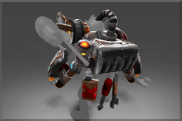 Cosmetic icon Mortar Forge Steam Exoskeleton.png