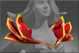 Cosmetic icon Epaulettes of the Scorching Princess.png