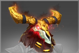 Cosmetic icon Golden Infernal Chieftain.png