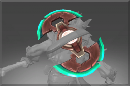 Cosmetic icon Second Disciple's Chakram.png