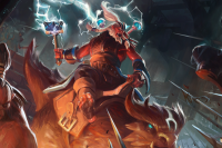 Загрузочный экран: Stormcrafter's Assault