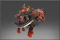 Cosmetic icon Entropic Battlegear of the Warrider Set.png