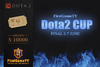 FirstGameTV DOTA 2 CUP (Ticket)