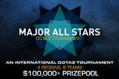 Major Allstars Tournament Ticket