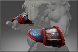 Cosmetic icon Bracers of the Gwimyeon Warrior.png