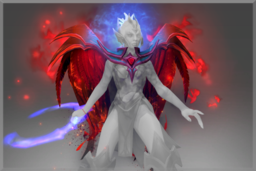Cosmetic icon Crimson Mournful Reverie.png