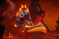 Eternal Fire Loading Screen