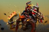 Tela de Carregamento: Oni Knight, o Conquistador Sombrio