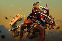 Загрузочный экран: Oni Knight the Dark Conqueror