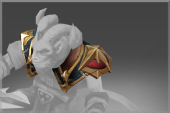 Shoulder Pads of the Cunning Corsair