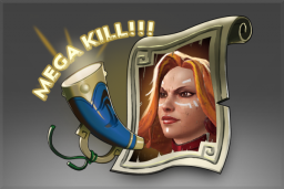 Cosmetic icon Mega-Kills Lina.png