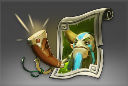 Cosmetic icon Announcer Nature's Prophet.png