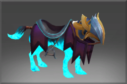 Cosmetic icon Compendium Rider of Avarice Mount.png