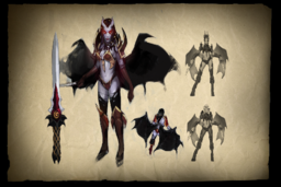 Cosmetic icon Envisioning Queen of Pain Loading Screen.png
