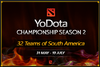 YoDota Championship Season 2 Ticket