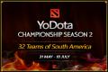 YoDota Championship Season 2 Ticket